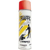 Quick Dry Red Traffic Paint 500ml (Pk12)