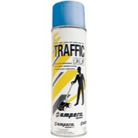 Blue Traffic Paint Pk12 373882