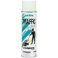 Extra White Traffic Paint Pk12