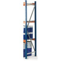 Blue 2500X900mm Quickspan Frame