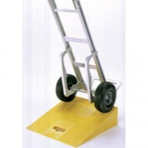 Image for FD Plastic Kerb Ramp Yellow 380025 (0)