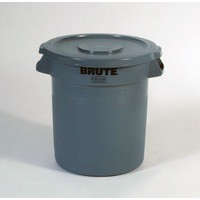 Grey Brute H/Duty Container 121L 382200