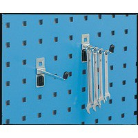 Single Tool Hook 6X100mm Pk5 Zinc 306968