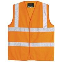 Hi-Viz Vest Orange EN ISO 20471 XL