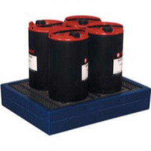 Can Tray Blue 4 X 25 Litre 312730