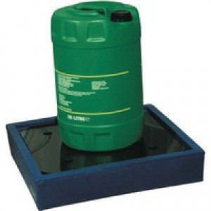 Image for FD 1 X 25 Litre Can Tray Blue 312731 (0)