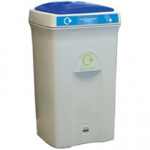 Recycling Envirobin 100L Blue 315270