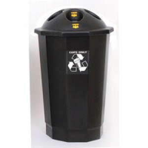 VFM Black Recycling Cup Bank 347567