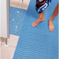 Leisure Safety Mat Blue 348795