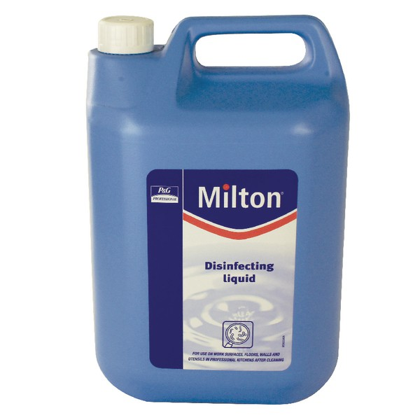 Milton Sterilising Liquid 5 Ltr