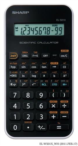 Sharp Junior Scientific Calcu EL-501x