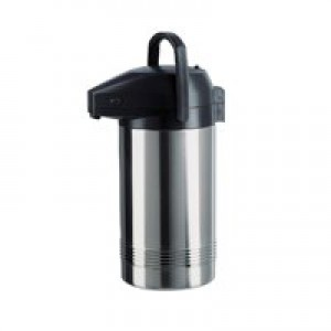 Conference 3Lt S/s Pump pot
