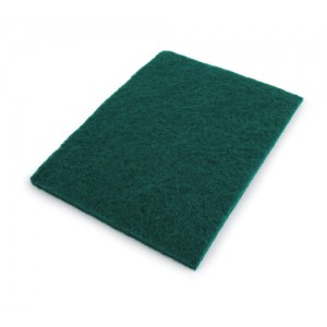 Bentley Abrasive Scourer W150xD225xH5mm Ref SPCSC0110 [Pack 10]