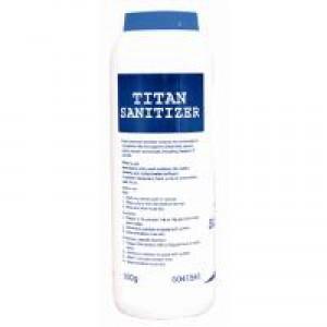 Titan Sanitiser Detergent Powder 500g