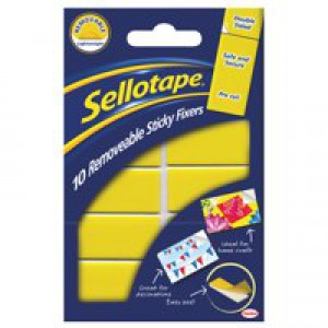Sellotape RemvbleStickyFix Wlt10 1445286