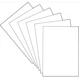 Image for Basics Folders Cut Flush 80 Micron A4 Clear [Pack 100]