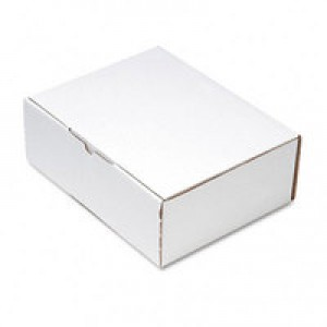 Image for Mailing Box 260x175x100mm Oyster Pk25
