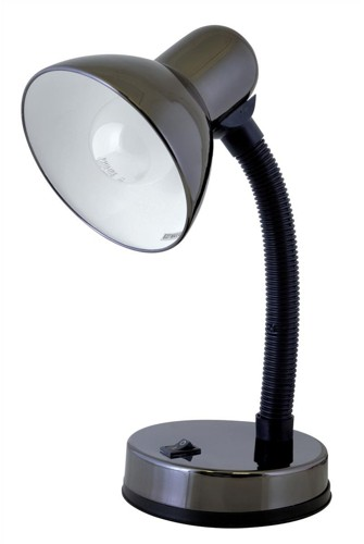 35W Classic Flexi Desk Lamp-Black L958BK