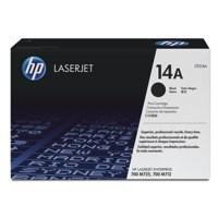 Hewlett Packard [HP] 14A LaserJet Toner Cartridges Page Life 10000pp Black Ref CF214A