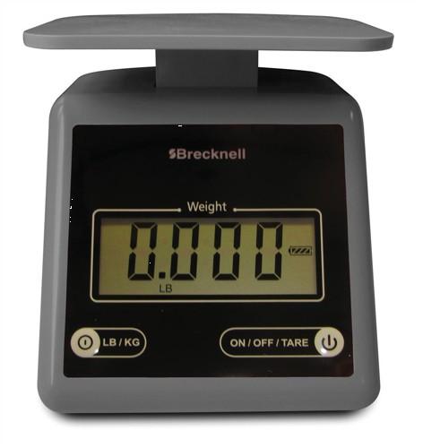 PS-7 CompactPostalScaleGrey 816965005222