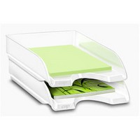 CEP Pro White Gloss Letter Tray 200G