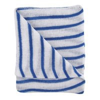 Blue and White Hygiene Cloth 16x12 Pk10