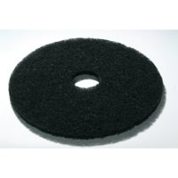 3M Black Floor Pads 15in 380mm Pk5