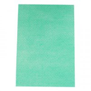 2Work Green Heavyweight Cloth Pk25