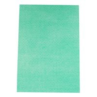 2Work Green Heavyweight Cloth Pk25