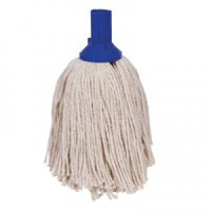 Exel 250g Blue Mop Head Pk10
