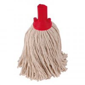 EXEL MOP HEAD 250G RED PK10 CNT04341