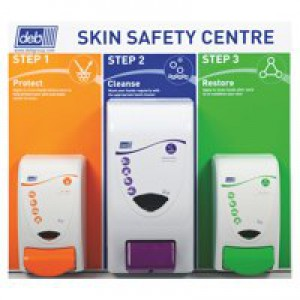 Image for Deb Stoko Skin Protection Centre  Small 4L (1)