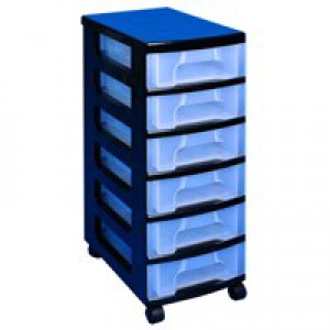 Really Useful 6 x Literature Drawer Unit