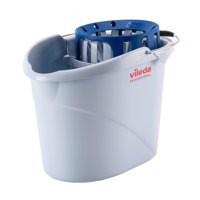 Vileda Blue Supermop Bucket and Wringer