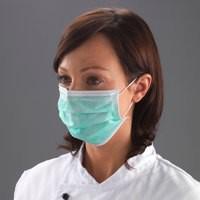 Shield Non-Woven 3-Ply Face Mask Pk50