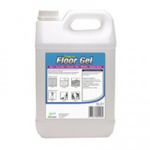 2Work Lemon Floor Gel 5 Litre