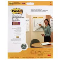 Post-it Table Meetng Chart Refill Pk2