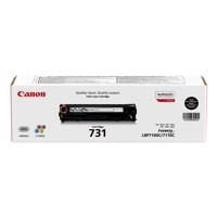 Canon 731 Toner Cartridge Page Life 1400pp Black Ref 6272B002
