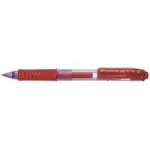 Pentel EnerGel Red BL107/14-B Rollerball