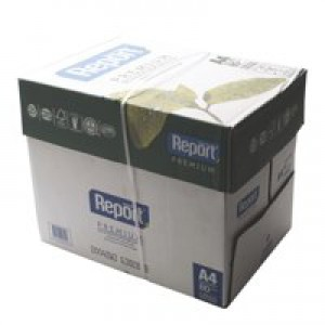 Report White A4 Premium Copier 5xReams