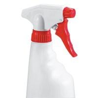 2Work Blue Trigger Spray Bottles Pk4