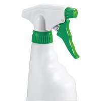 2Work Grn Trigger Spray Bottles Pk4