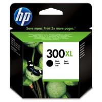 Hewlett Packard [HP] No. 300XL Inkjet Cartridge High Yield Page Life 600pp Black Ref D8J43AE [Pack 2]