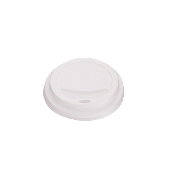MyCafe Lids 8oz White pk1000