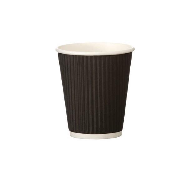 Kraft Ripple Cup 8oz Pk500