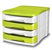 CEP Pro Green Gloss Drawer Set 394Bi