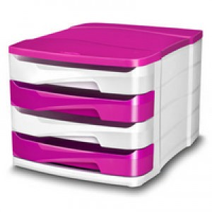 Image for CEP Pro Gloss Drawer Set Pink (0)