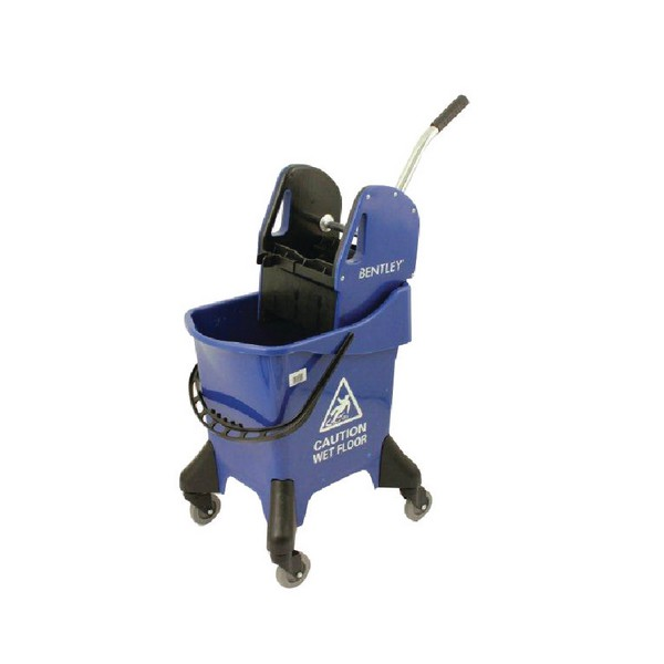Hygineer Ergo Mop Buckt Hvy Dty 31L Blue