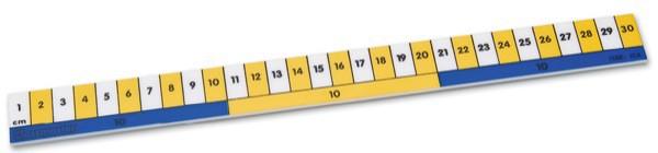 Early Learning Ruler Pk10 ELR10
