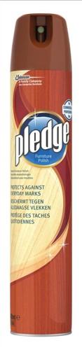 Pledge Furniture Polish Prof 400ml